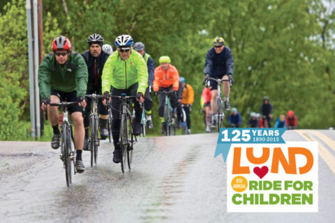 Lund Ride for Children (And Walk! New this year!)